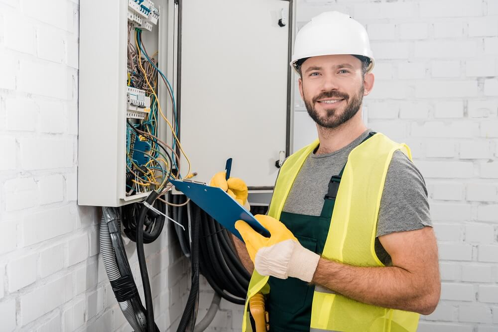 Website for Electricians